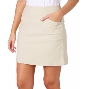 Nike Golf Nike fit dry khaki golf skort